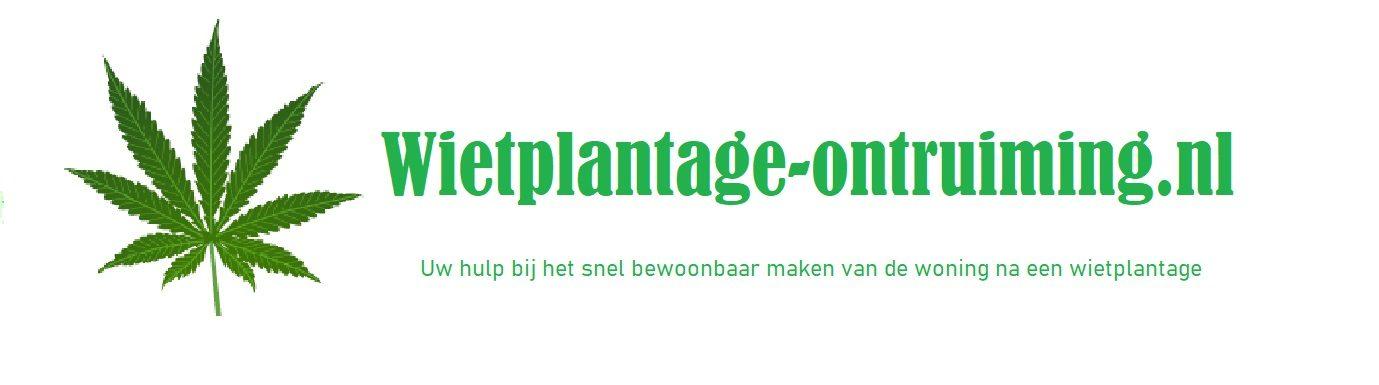 Wietplantage-ontruiming.nl